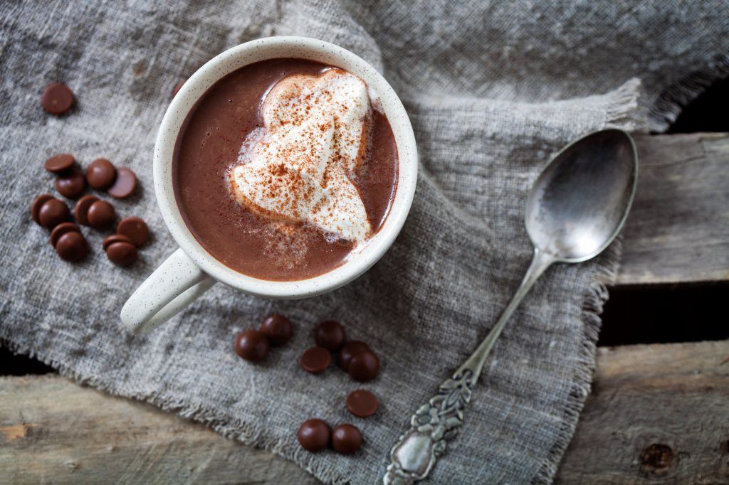 Fit Hot chocolate SGProgram Selene Genisella
