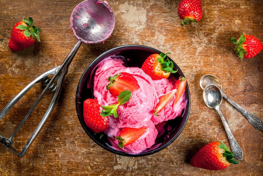 yogurtino icecream fragole cioccolata fondente selene genisella sgprogram
