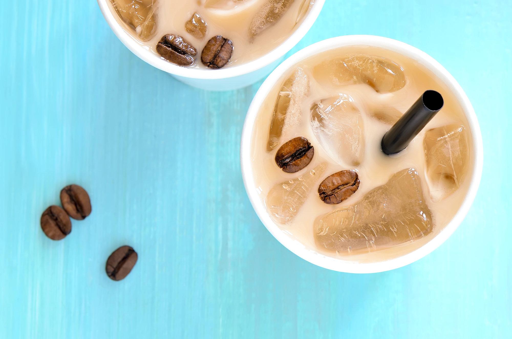 Iced coffee selene genisella sgprogram