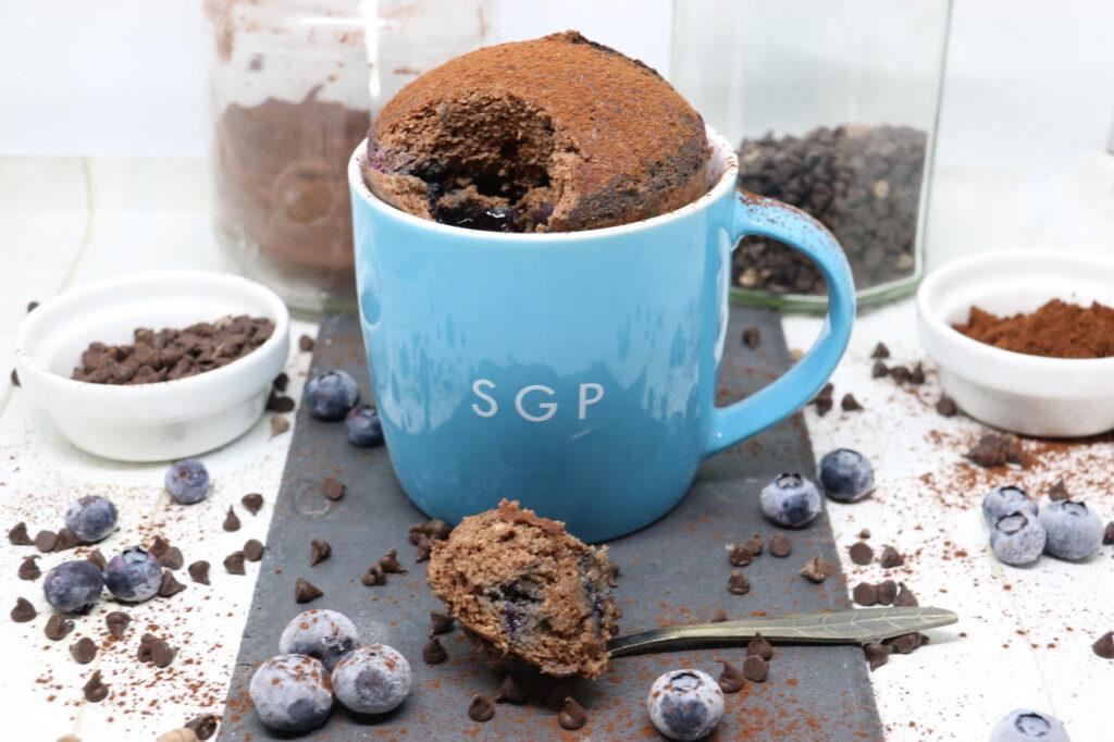 SGP MUG CAKE SELENE GENISELLA SGPROGRAM
