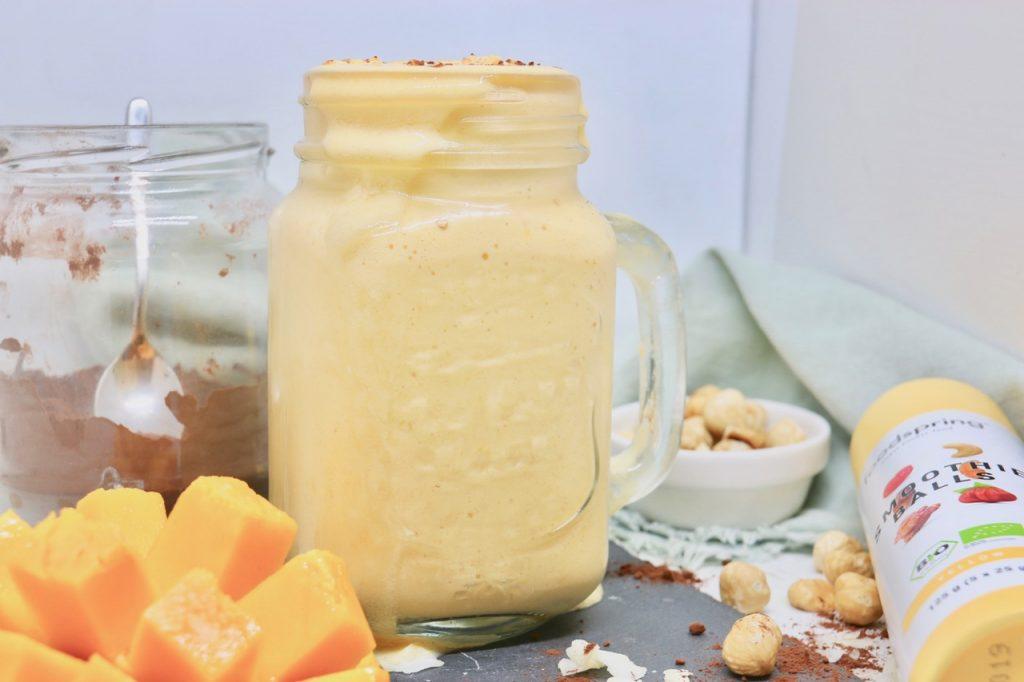 Smoothie mango foodspring