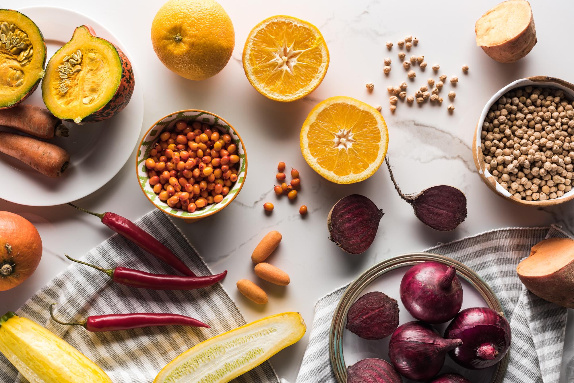 Mangiare di stagione: perché è importante