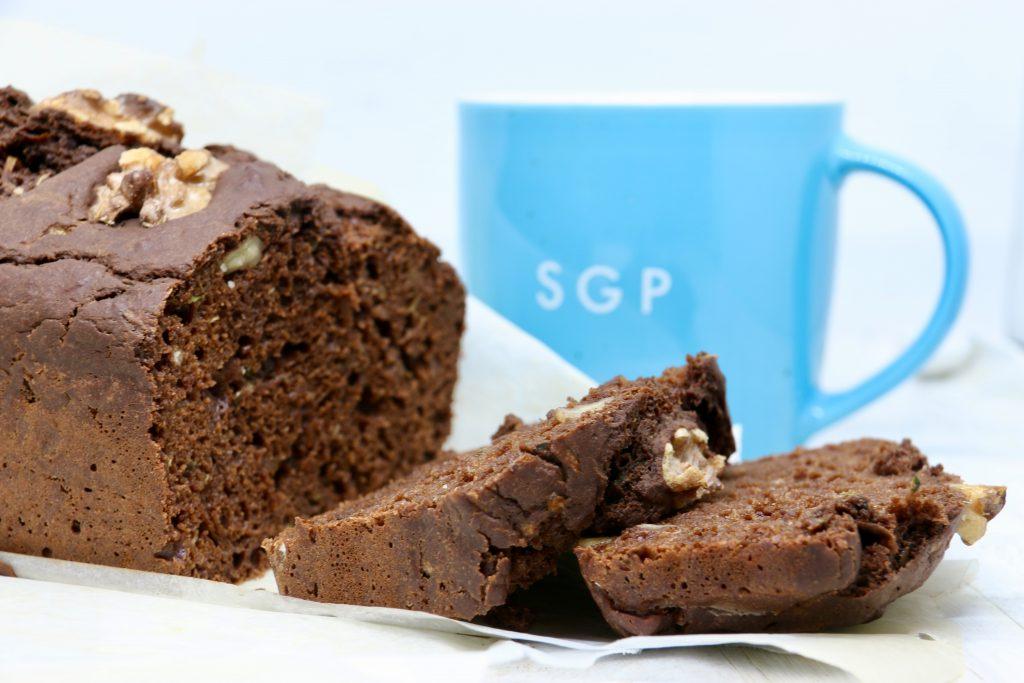 SGP ZUCCHINI CAKE SGProgram by Selene Genisella
