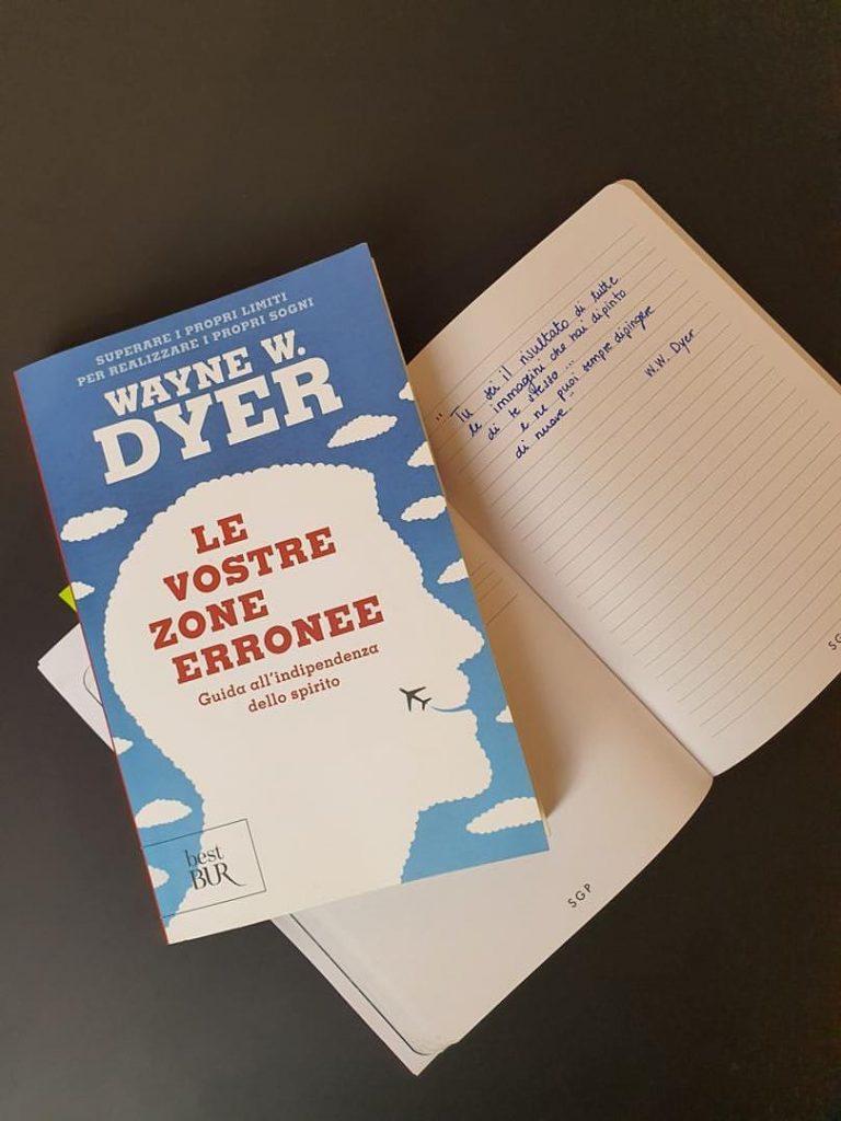 SGPbooks - Le Vostre Zone Erronee di Wayne W. Dyer
