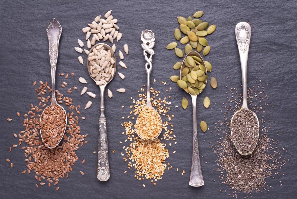 Semi oleosi: perchè mangiarli? | SGProgram
