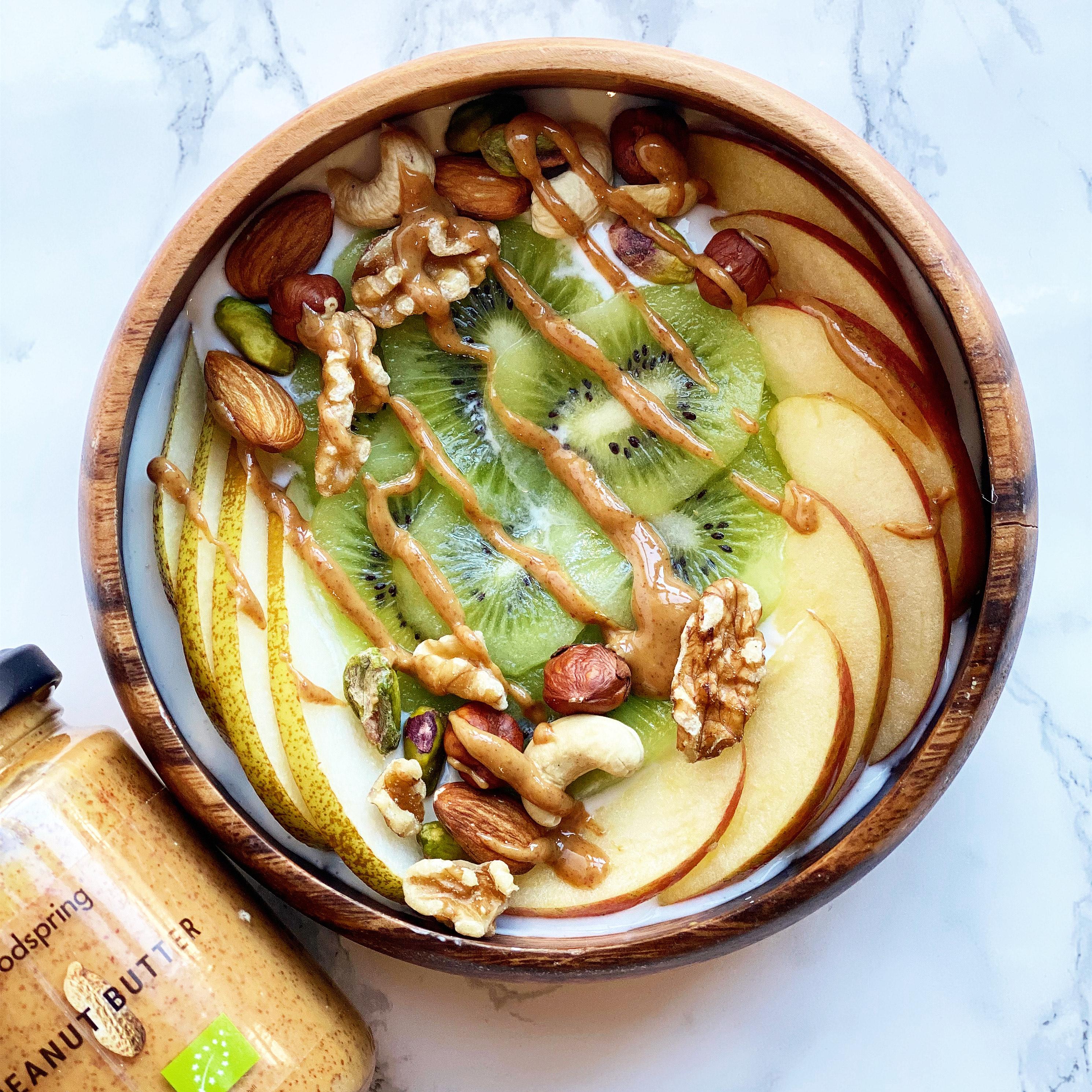 SGP Yogurt bowl frutta e noci