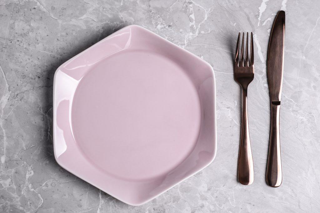 Le regole del piatto perfetto