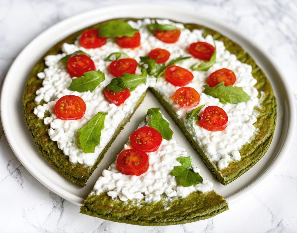 Fit pizza agli spinaci SGProgram by Selene Genisella