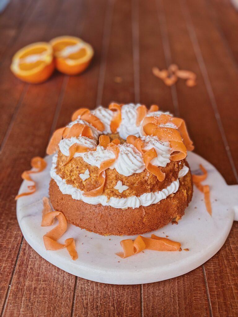 CARROT CAKE Sgprogram by Selene Genisella