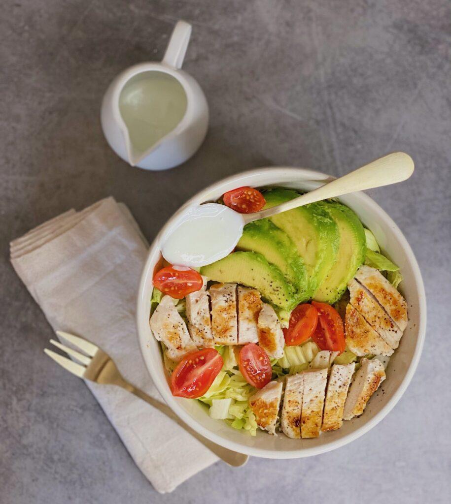 cesar salad sgprogram by selene genisella